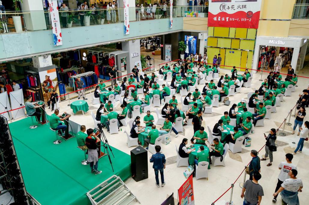 2018TUPT途游棋牌锦标赛济南站收官 5人杀入年终总决赛